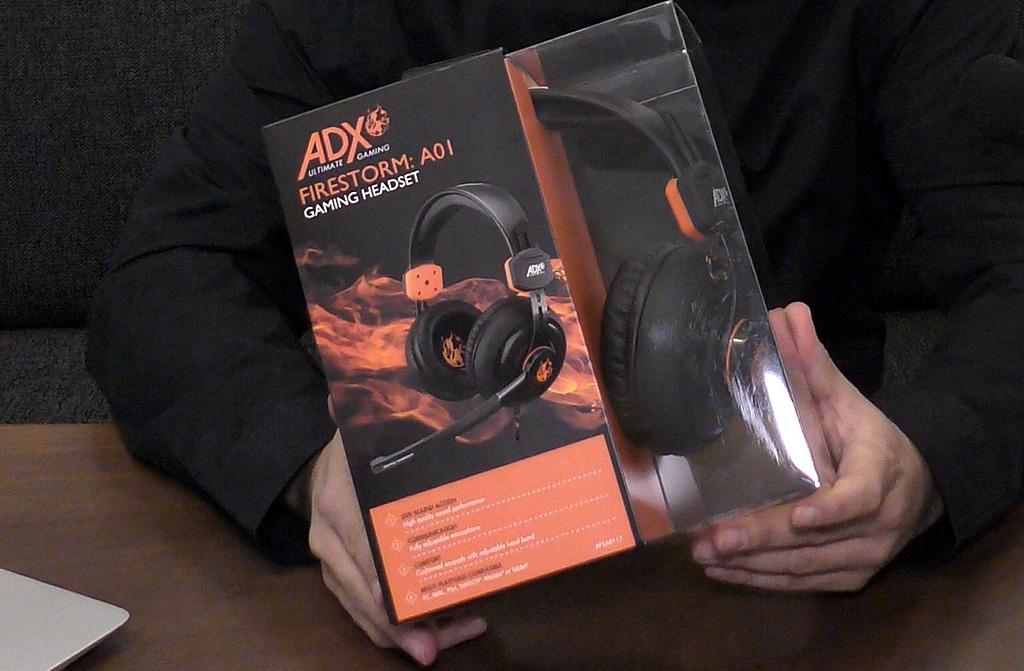 ADX Firestorm A01