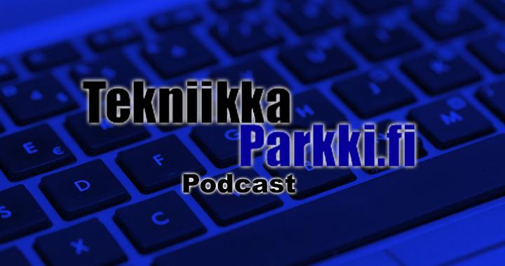tekniikkaparkki podcast