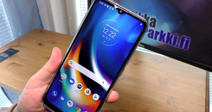 Motorola Moto G9 Play pääkuva